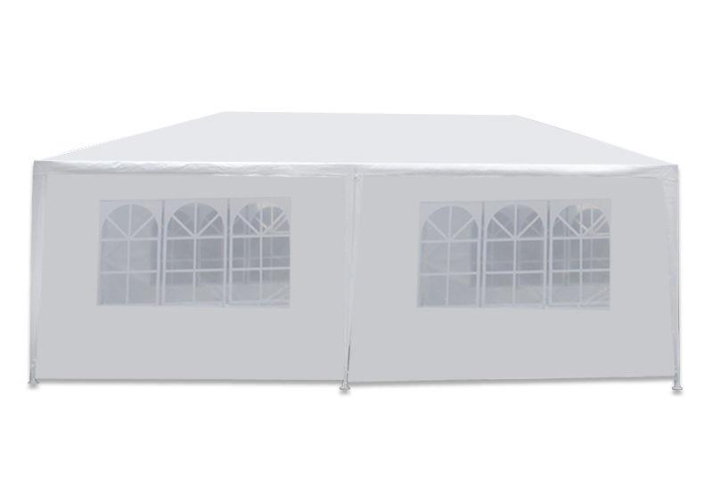 10 20' Outdoor Gazebo 6 Side Canopy Cater