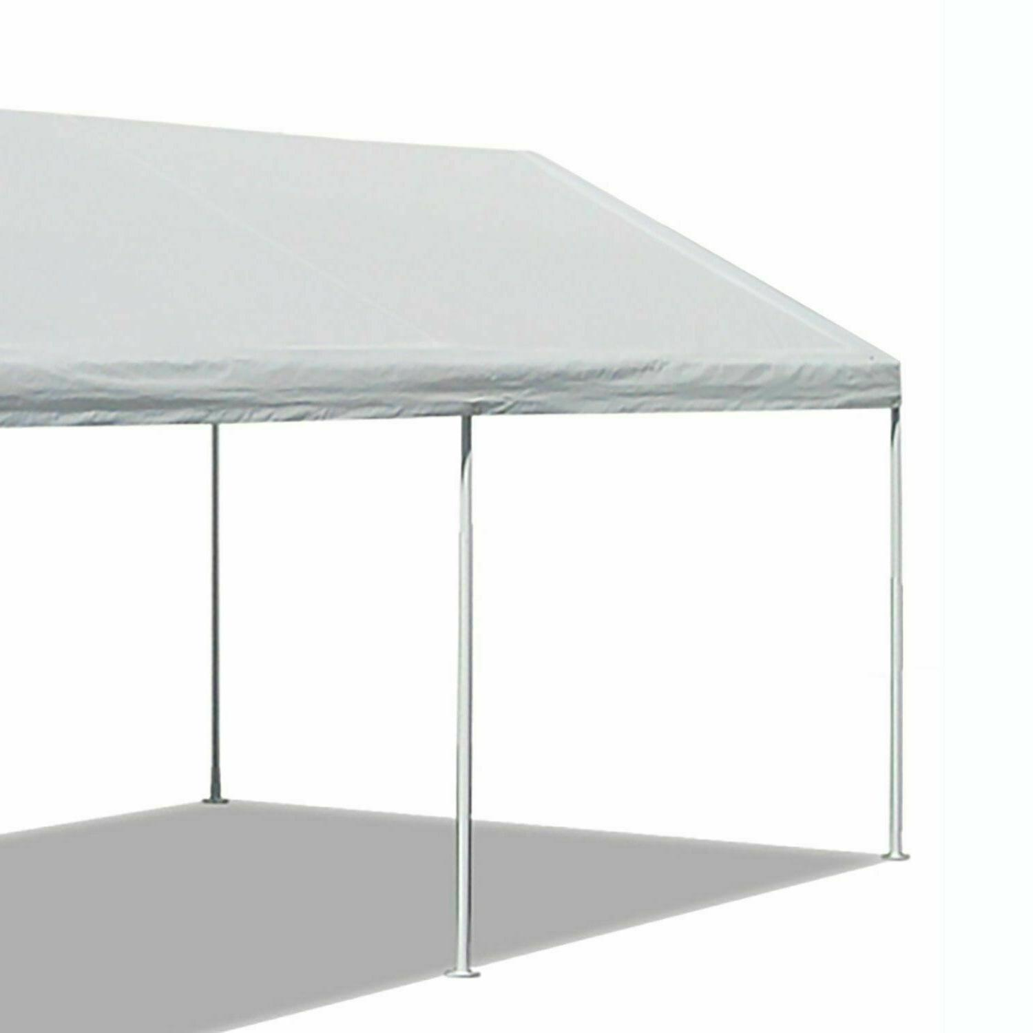 10' Heavy Duty Garage Tent Car Steel Frame
