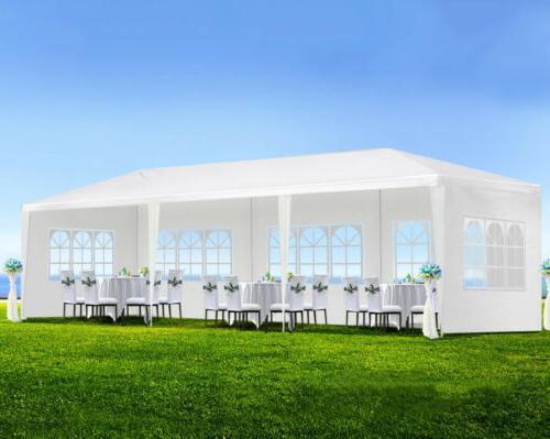 10 x 30 bbq gazebo canopy event