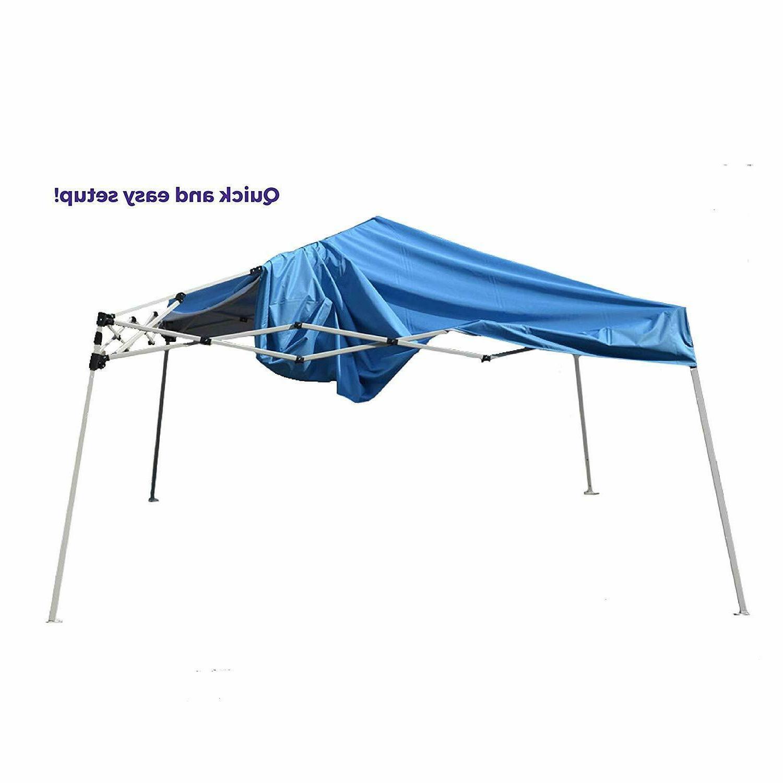 10'x10' Pop Canopy Slant Wedding Party Gazebo
