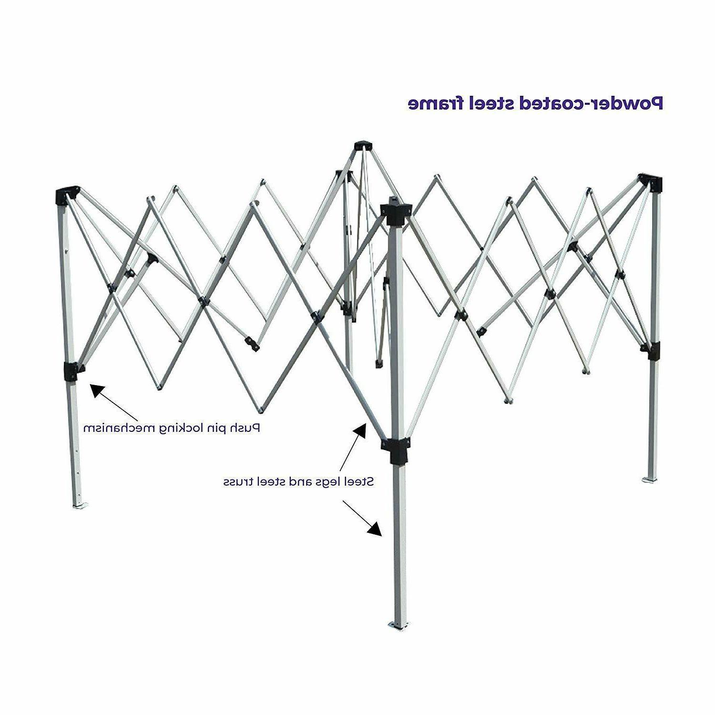 Canopy Leg Wedding Party Tent Folding Gazebo
