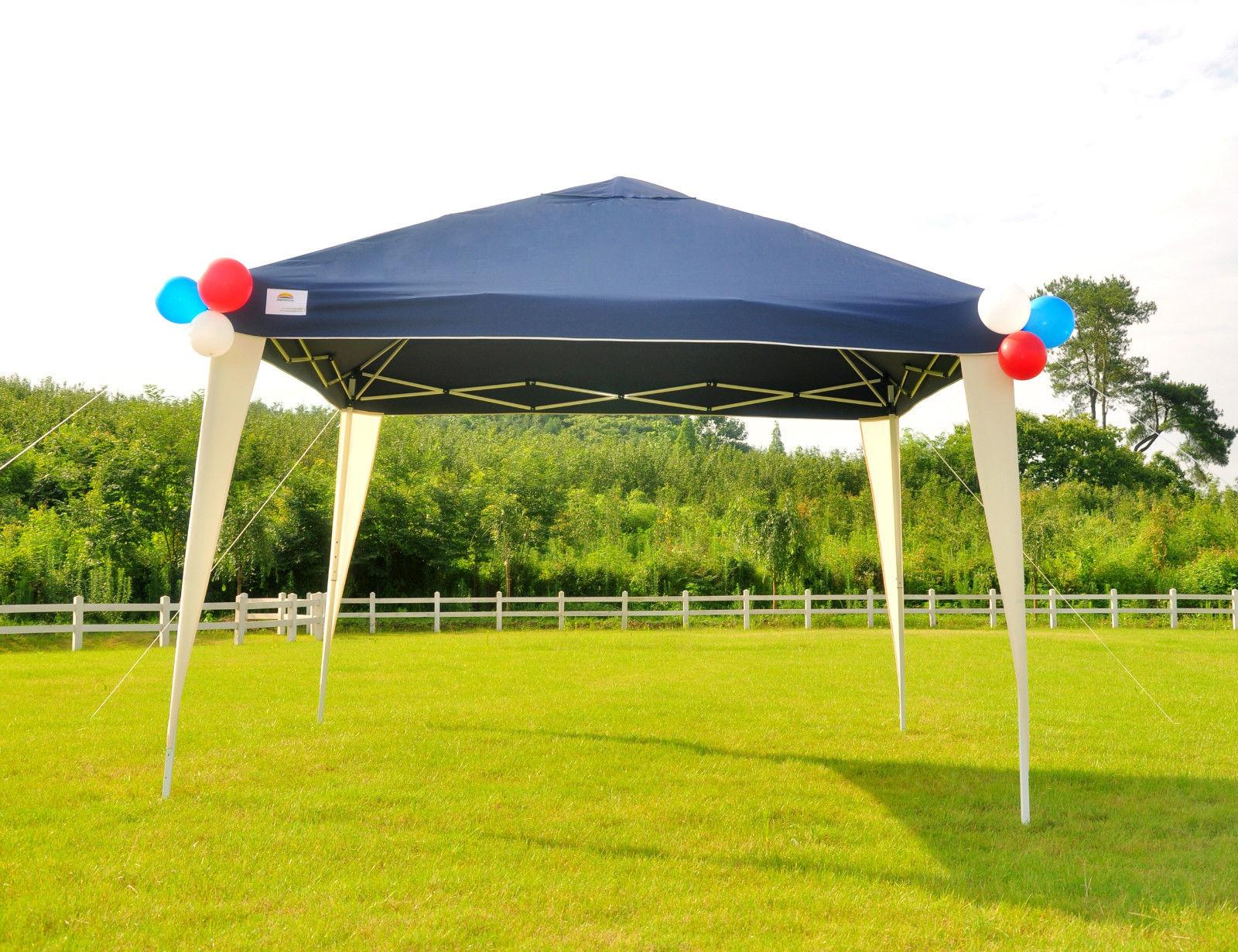 10 x10 ez pop up canopy party
