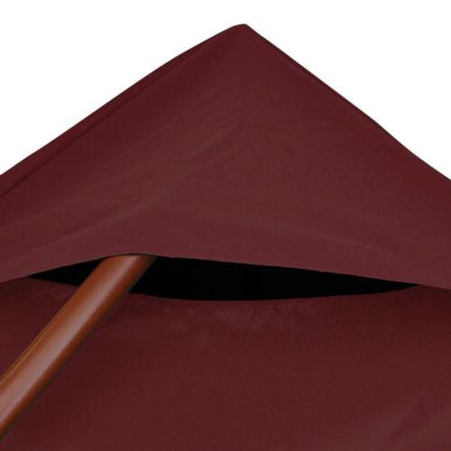10'x10' Gazebo Replacement 1/2 Patio Outdoor Sunshade