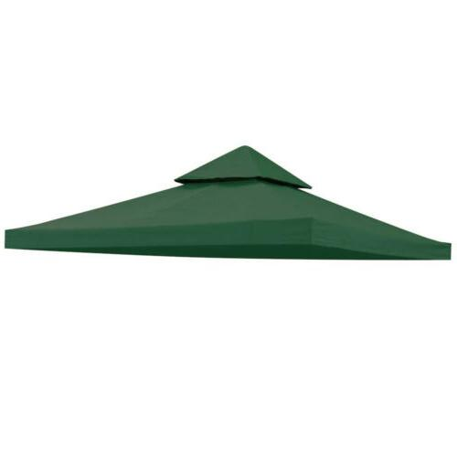 10'x10' Gazebo Tent Canopy Replacement Outdoor