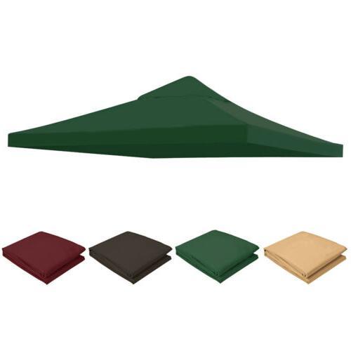 10'x10' Gazebo Top Canopy Patio Outdoor Garden