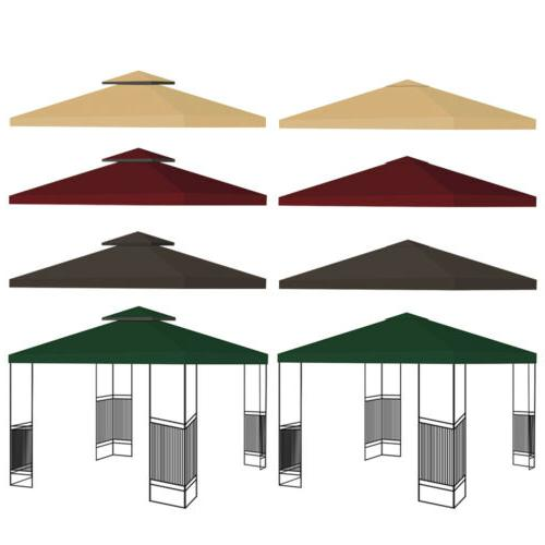 10 x10 gazebo tent top canopy replacement