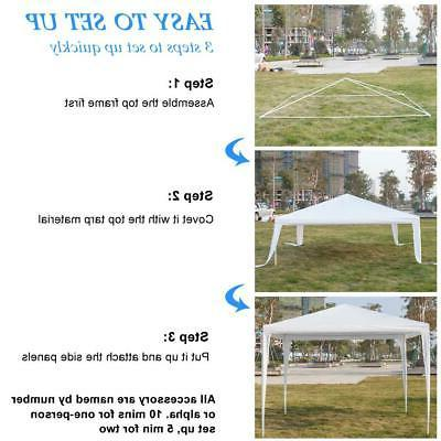 Outdoor ft Party Wedding Duty Tent White
