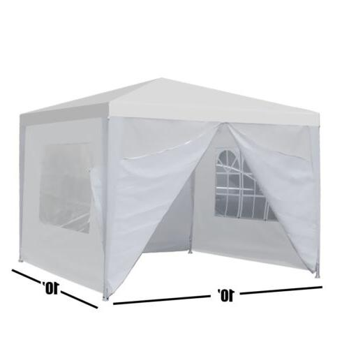 "Heavy 10""x10"" Outdoor Gazebo Walls"