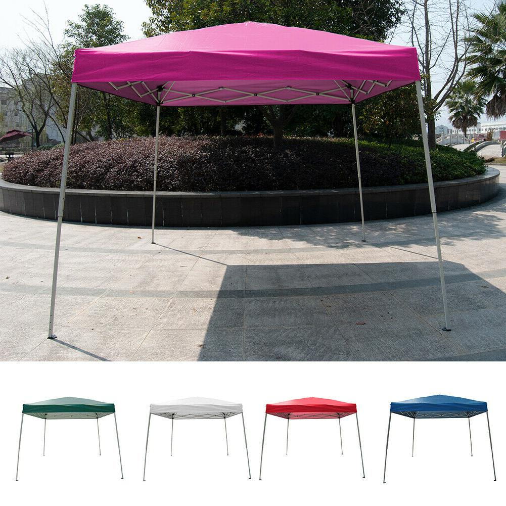 10 x10 outdoor slant leg ez pop