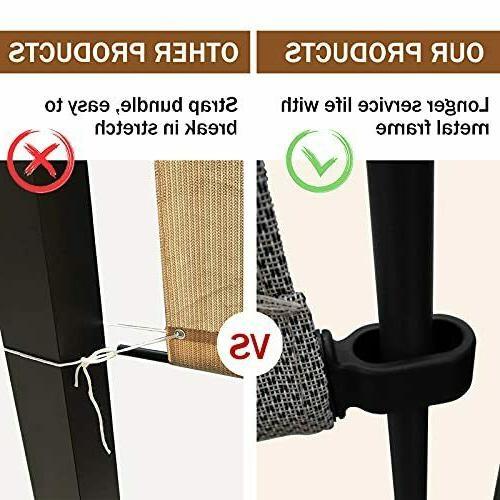 10'x10' Pergola Ventilation and
