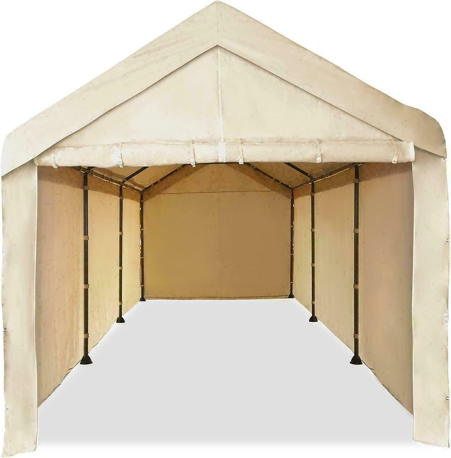 Sidewall Kit for Mega Domain by Caravan Canopy,Frame and Can
