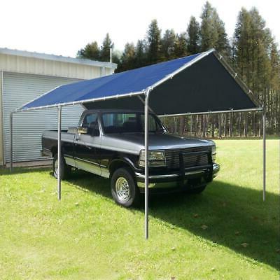 Quictent Garage Car Heavy Duty Blue