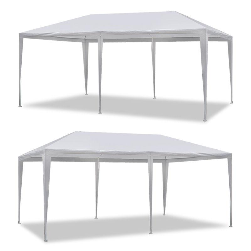 10'x10'/20'/30' Gazebo/Pop Canopy Pavilion