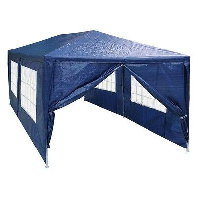 Canopy Outdoor Removable Wall Cater Blue