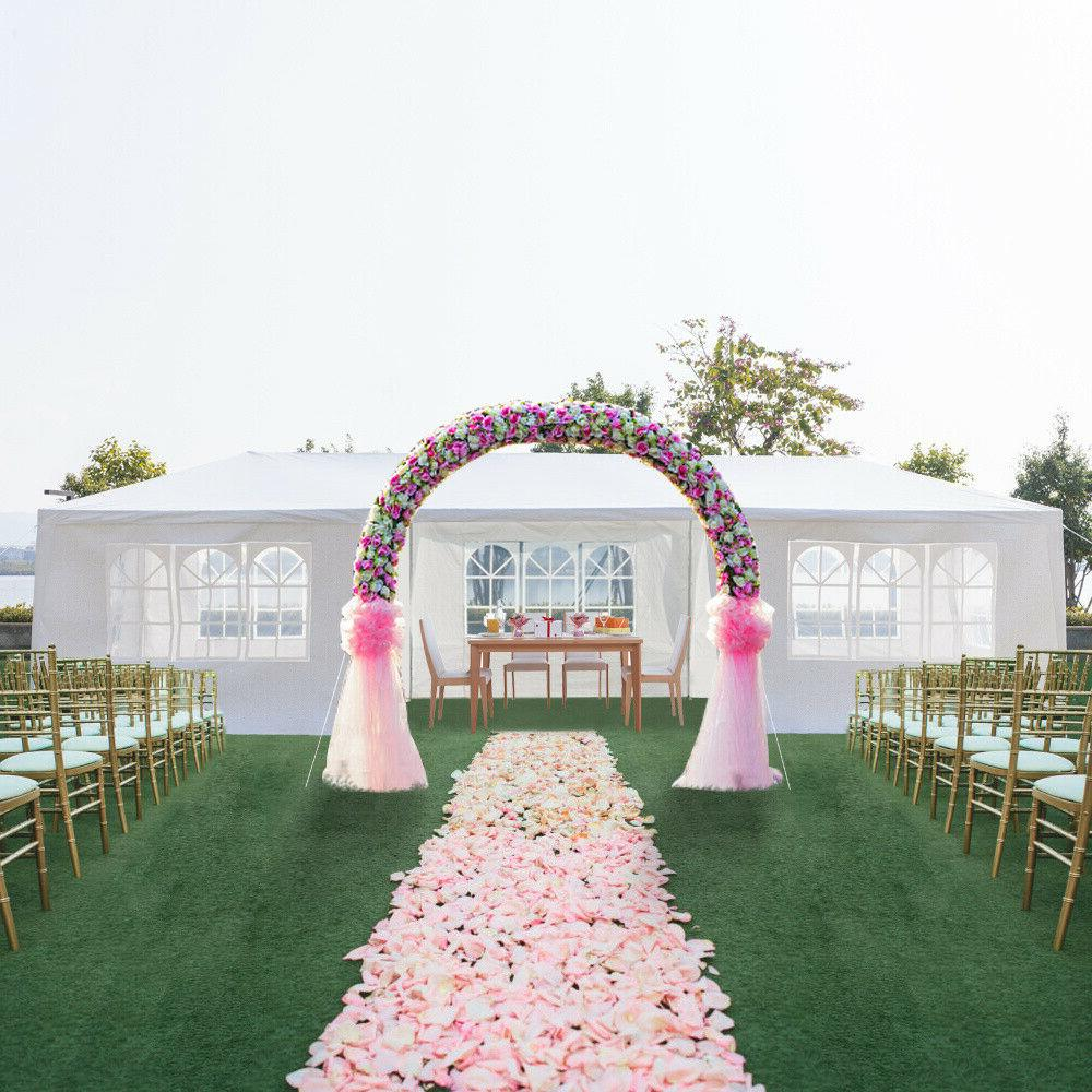 10'x30' Gazebo Canopy Tent Outdoor Cater