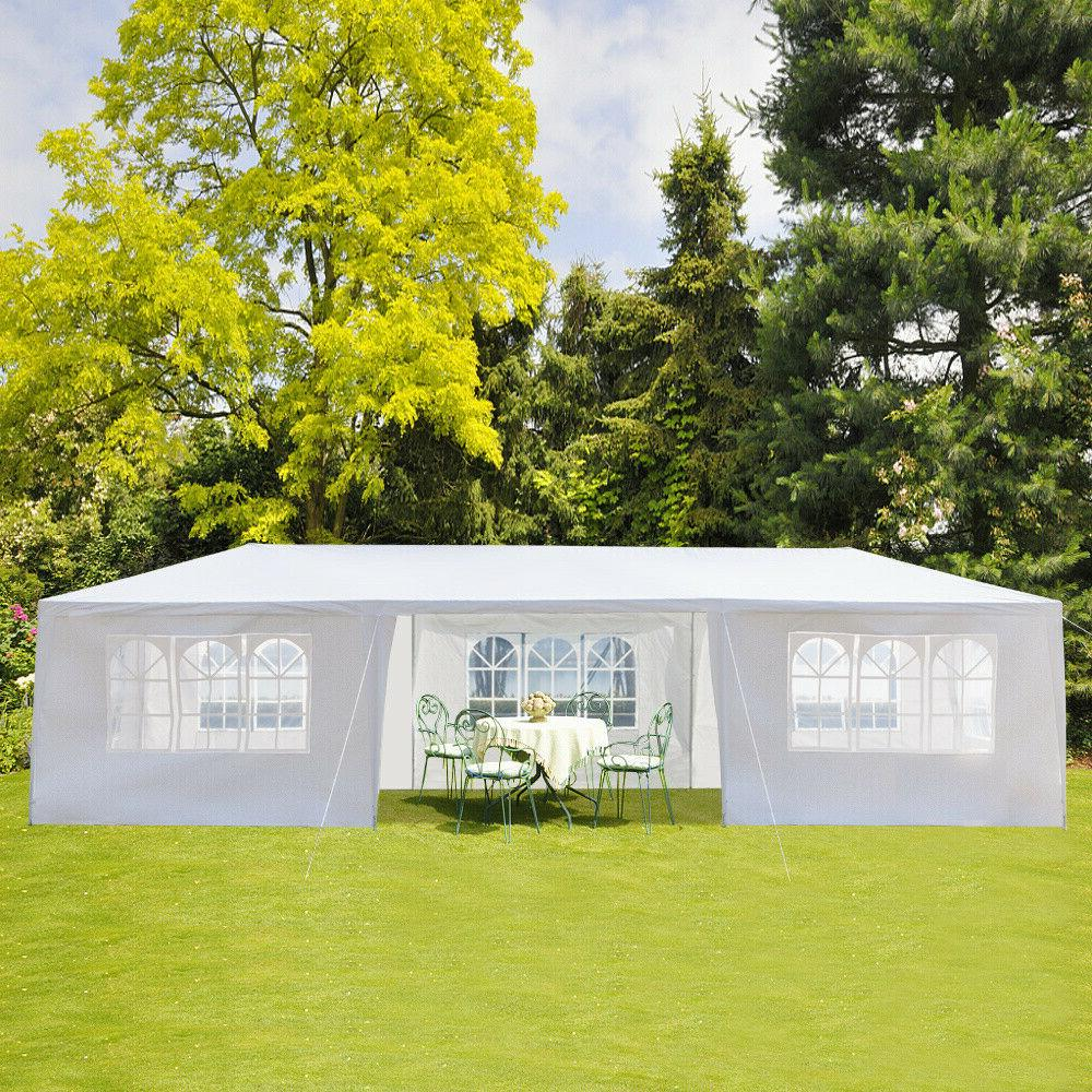 10'x30' Gazebo Party Tent Cater BBQ Event