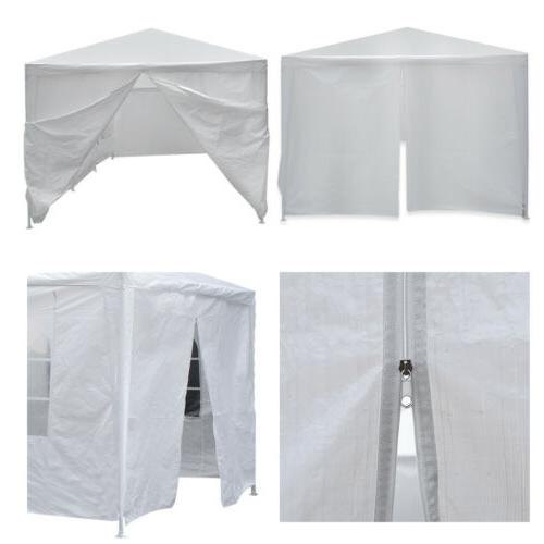 Canopy Wedding Tent 8 Removable