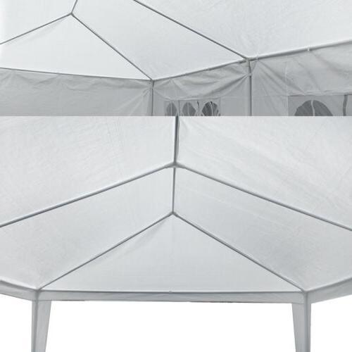 10'x30' Canopy Wedding