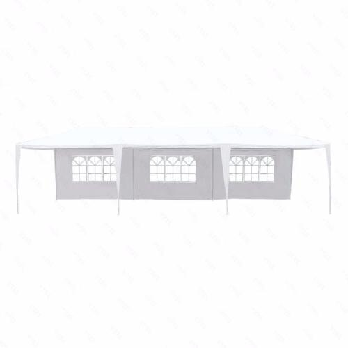 10'x30' Outdoor Party Wedding Tent Duty 5 Walls