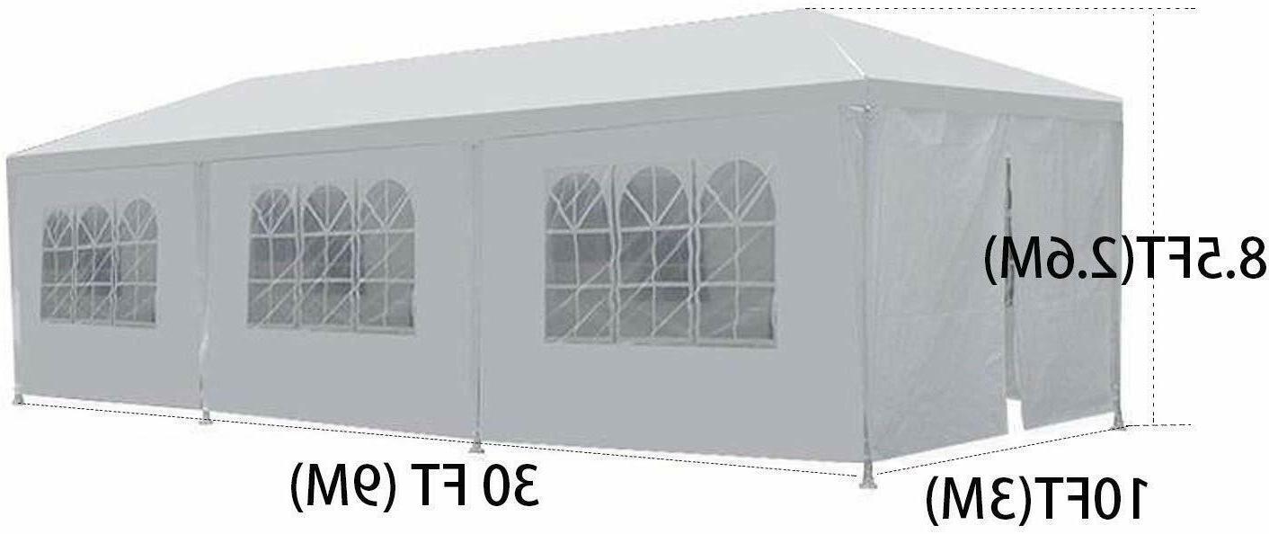 FDW Gazebo Canopy Tent