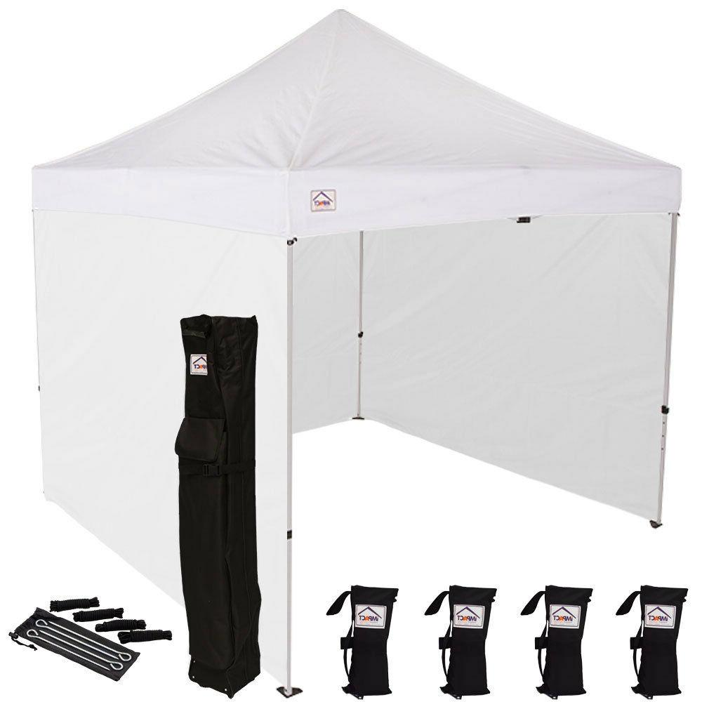 10x10 canopy tent pop up gazebo outdoor