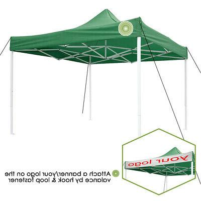 10x10' Up Canopy Bussiness Fair Instant Shelter