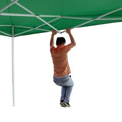 10x10' Pop Up Canopy Tent Bussiness Instant