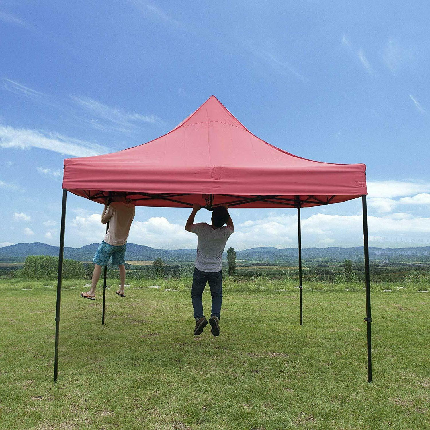 10x10 Canopy Canopy Party Tent W/ Bag