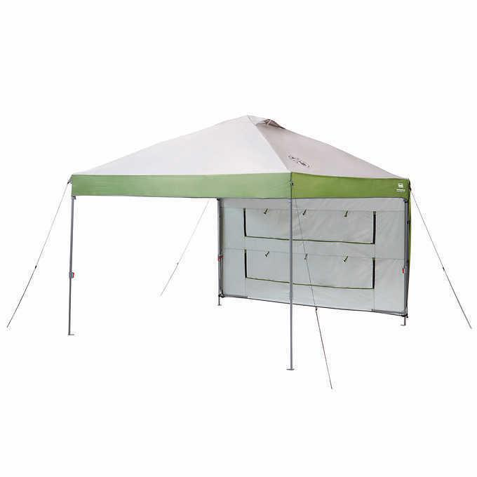 Coleman 10X10 Instant with Swing Shade TAX!