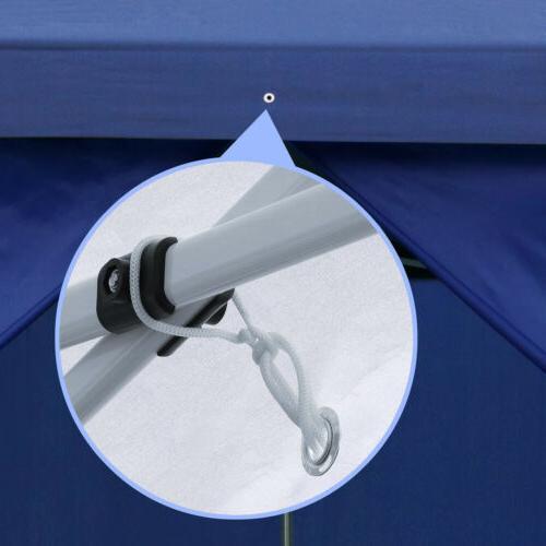 10x10' Pop UP Canopy Wedding Waterproof Gazebo W/Bag