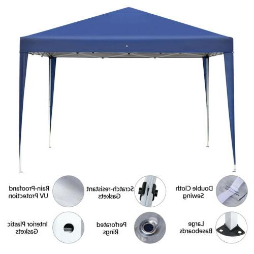 10x10 EZ Up Canopy Garden Wedding Patio