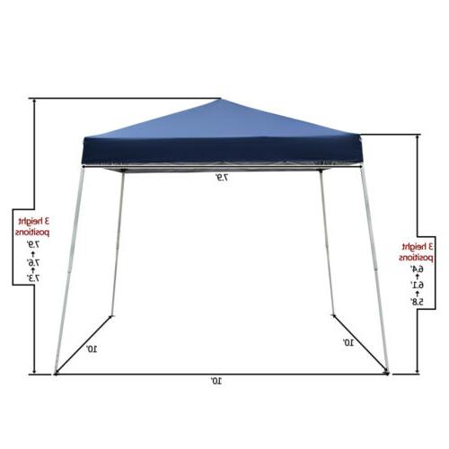 10x10 Up Canopy Wedding Party Outdoor
