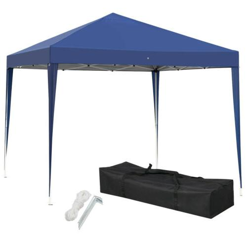 10x10 portable ez pop up canopy garden