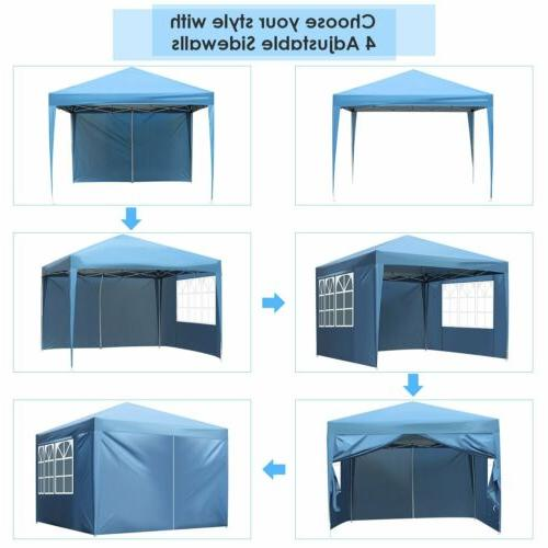 10'x10' Tent Outdoor Heavy Duty