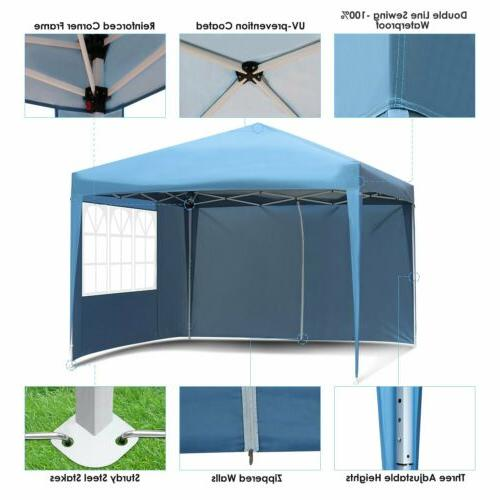 10'x10' Tent Outdoor Duty
