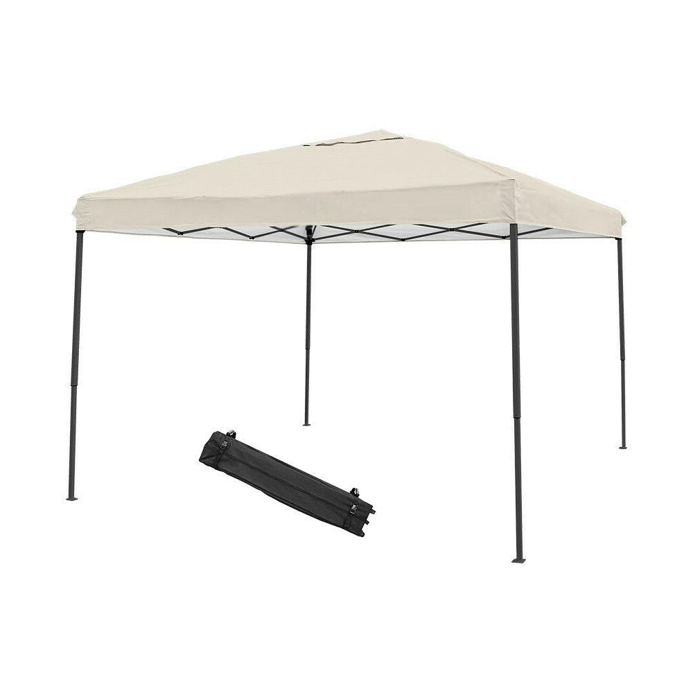 10X10ft Instant Canopy,Straight Bag