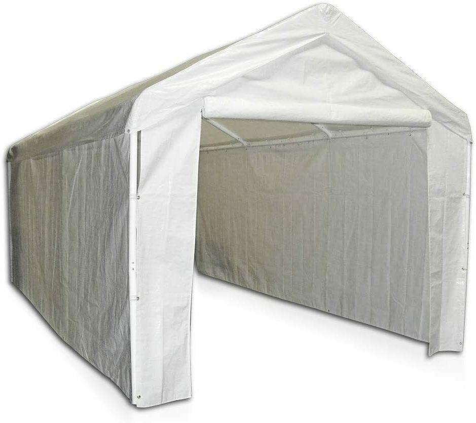 10x20 Kit only Canopy Car Shelter Big Tent Carport