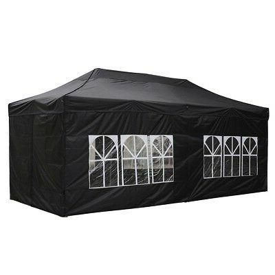 10x20ft Instant Folding Outdoor Tent 420D