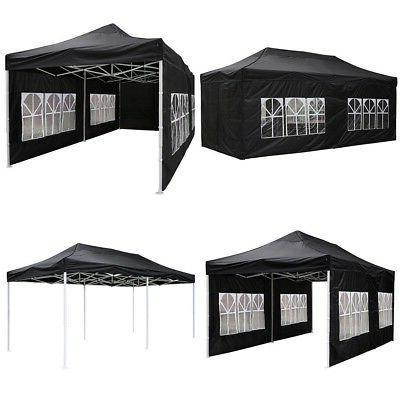 10x20ft Pop Up Instant Patio Outdoor Tent 420D