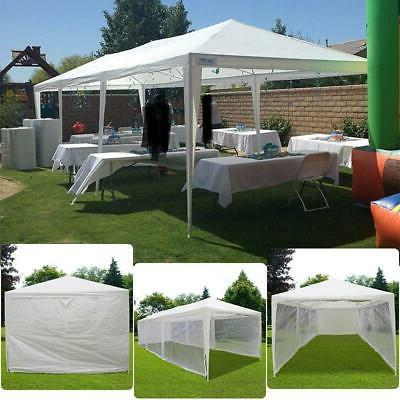 10x30 party wedding tent canopy gazebo screen
