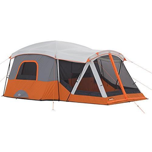 11 person cabin tent