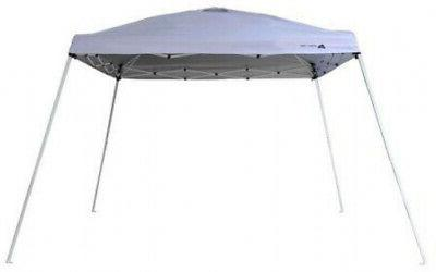 12x12 slant leg canopy instant pop up