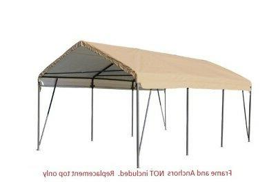 12x20x9 replacement canopy top cover for 62635