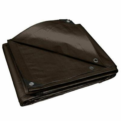 16 mil Duty Reinforced Tent Car Boat Cover
