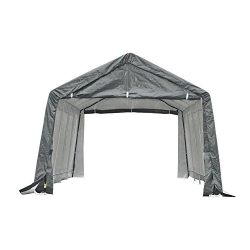 Outsunny 20' Heavy Carport Canopy