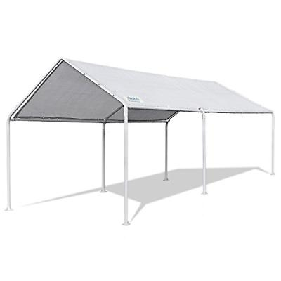 20 x10 upgraded heavy duty carport car