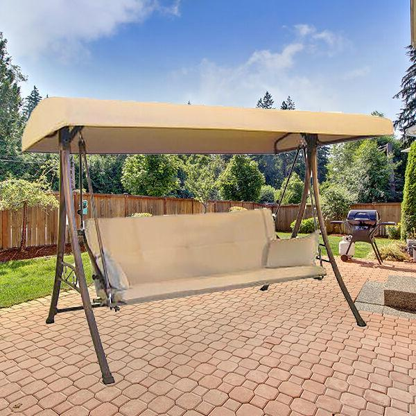 3 person futon swing replacement canopy