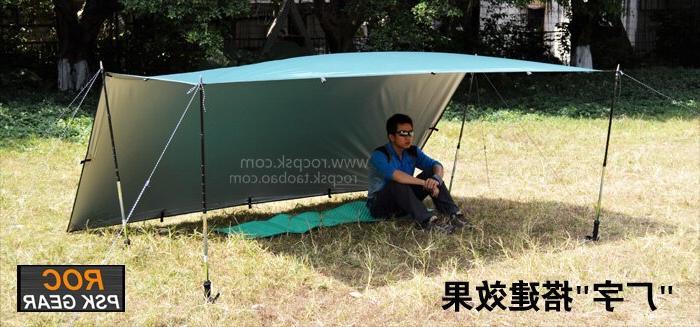 3F Anti UV <font><b>Shelter</b></font> Tent Pergola Tarp <font><b>Camping</b></font> Points