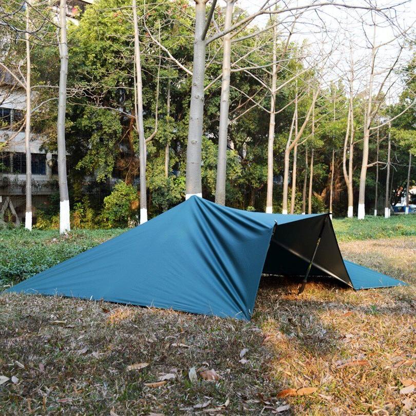 3F Anti <font><b>Shelter</b></font> Pergola Awning Taffeta Tarp <font><b>Camping</b></font> 18Hanging