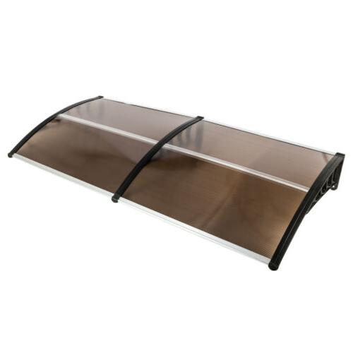 "40""x 80""/120"" Window Cover Outdoor Patio Protector"